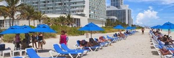 Regain your serenity beachside.