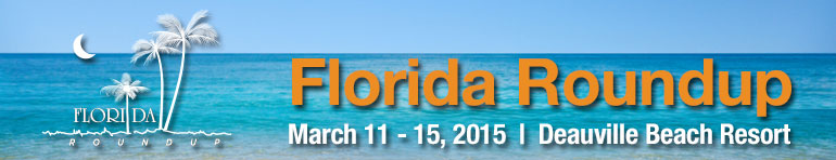 Register for the Florida Roundup!