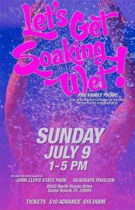 Summer Fundraiser Poster 2017