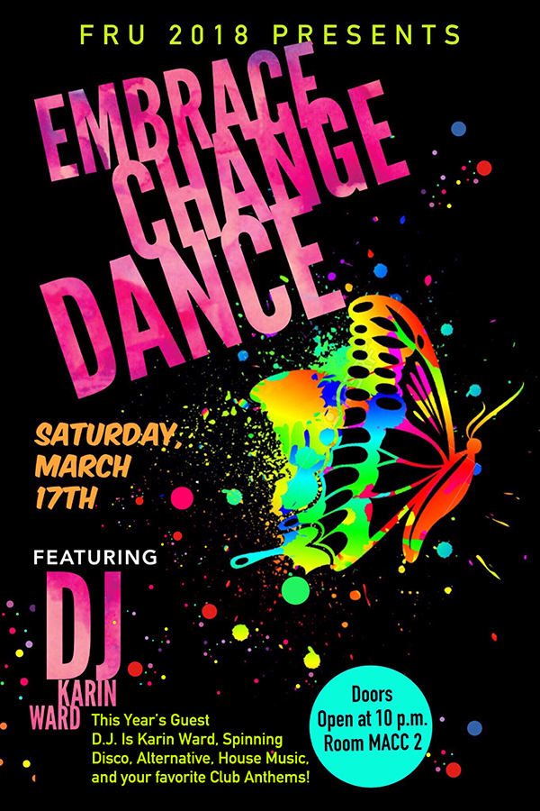 Embrace Change Dance